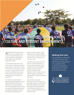 Case Study: Caring Communities