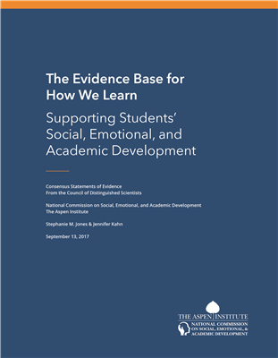Commission Report: The Evidence Base for How We Learn